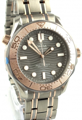 Omega Seamaster Diver 300 M Limited Edition