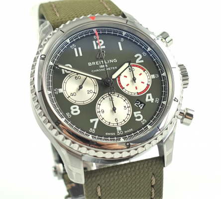 Breitling Aviator 8 B01 Chronograph  Curtiss Warhawk