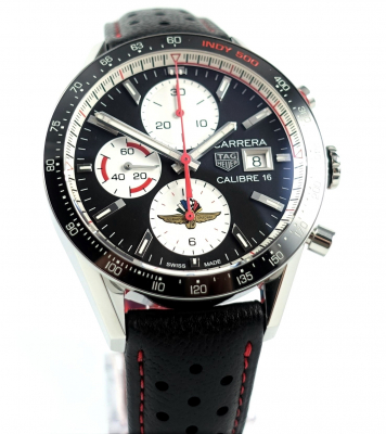 Tag Heuer Carrera Indy 500 Chronograph Limited Editon