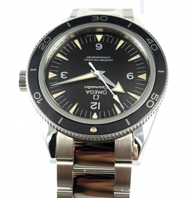 Omega Seamaster 300 Co‑Axial 41 mm B&P