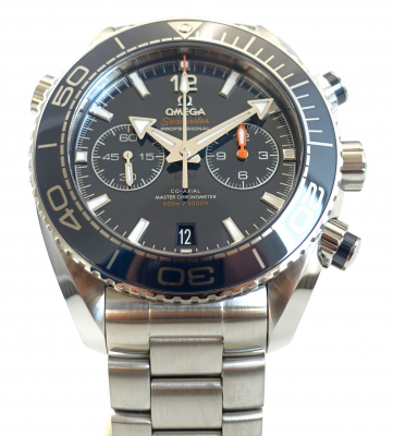Omega Planet Ocean 600M Chronographe 45,5mm  Blue