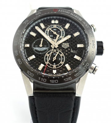 Tag Heuer Carrera Chronograph Aston Martin Special Edition