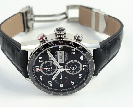 Tag Heuer Carrera Chronograph Day Date Calibre 16